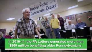 Heritage Senior Center Director Discusses PA Lottery Benefits