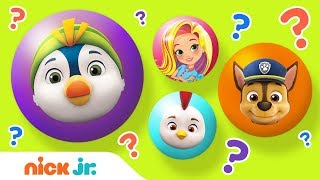 Gambar cover Mix-Up Machine Surprises Ft. Top Wing's Penny, PAW Patrol's Chase, & More! | Nick Jr.