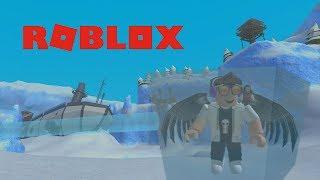 SOO COLD ! - Roblox freeze tag