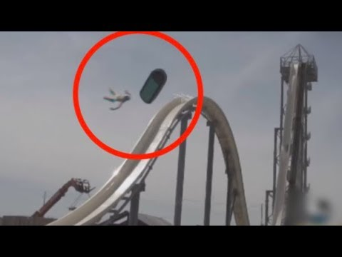 water slide fails compilation part 2