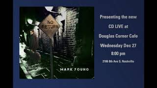 No Return - Title track of the new Jazz fusion Album by Mark Young