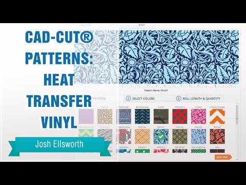 youtube how to cut heat transfer vinyl