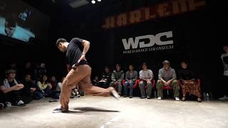 RYOSUKE vs HIROKI FINAL POPPIN' FUNKY CHICKEN 2018