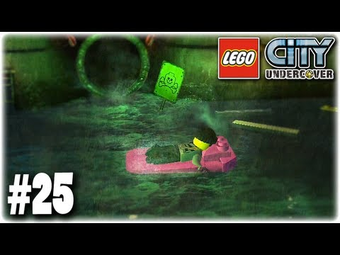 LEGO City: Undercover #25 - Fun in the Sewers