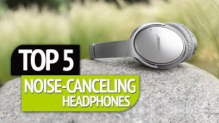 Video TOP 5 : Noise Canceling Headphones 2018 download MP3, 3GP, MP4, WEBM, AVI, FLV Juli 2018