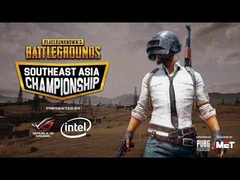 PlayerUnknown's Battlegrounds Southeast Asia Championship - 1st Online Qualifiers (Day 1, Part 1)