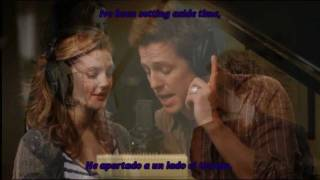 Letra y Musica - Hugh Grant and Drew Barrymore Way Back Into Love