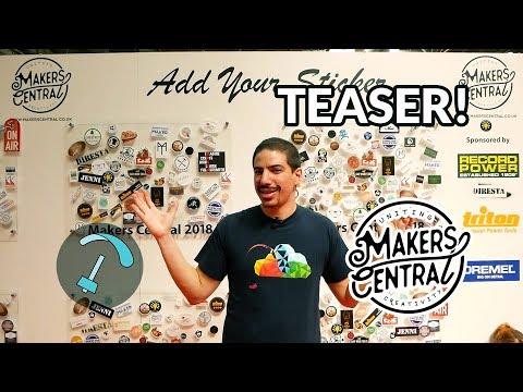 Teaser - Makers Central 2018 - BANDARRA