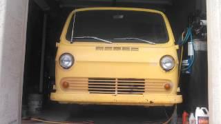 1966 Bagged Chevy G10  van