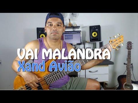 FORRÓ NO BAIXO VAI MALANDRA XAND AVIÃO - SANDRO LINS