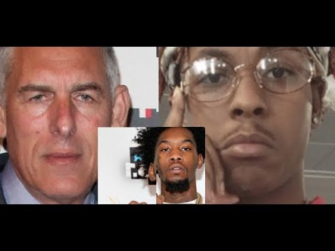 Lyor Cohen REACTS TO Rich The Kid For Dissing His Label He is Signed To 'Its Gonna Be Hard For Him'