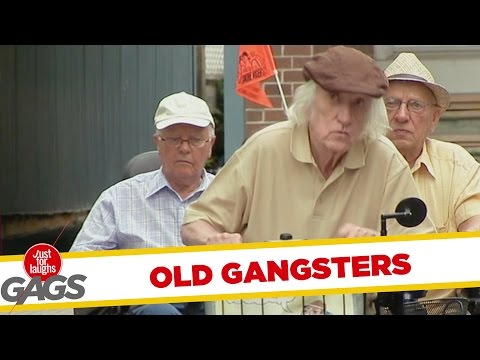 Old Men Gangsters - Throwback Thursday