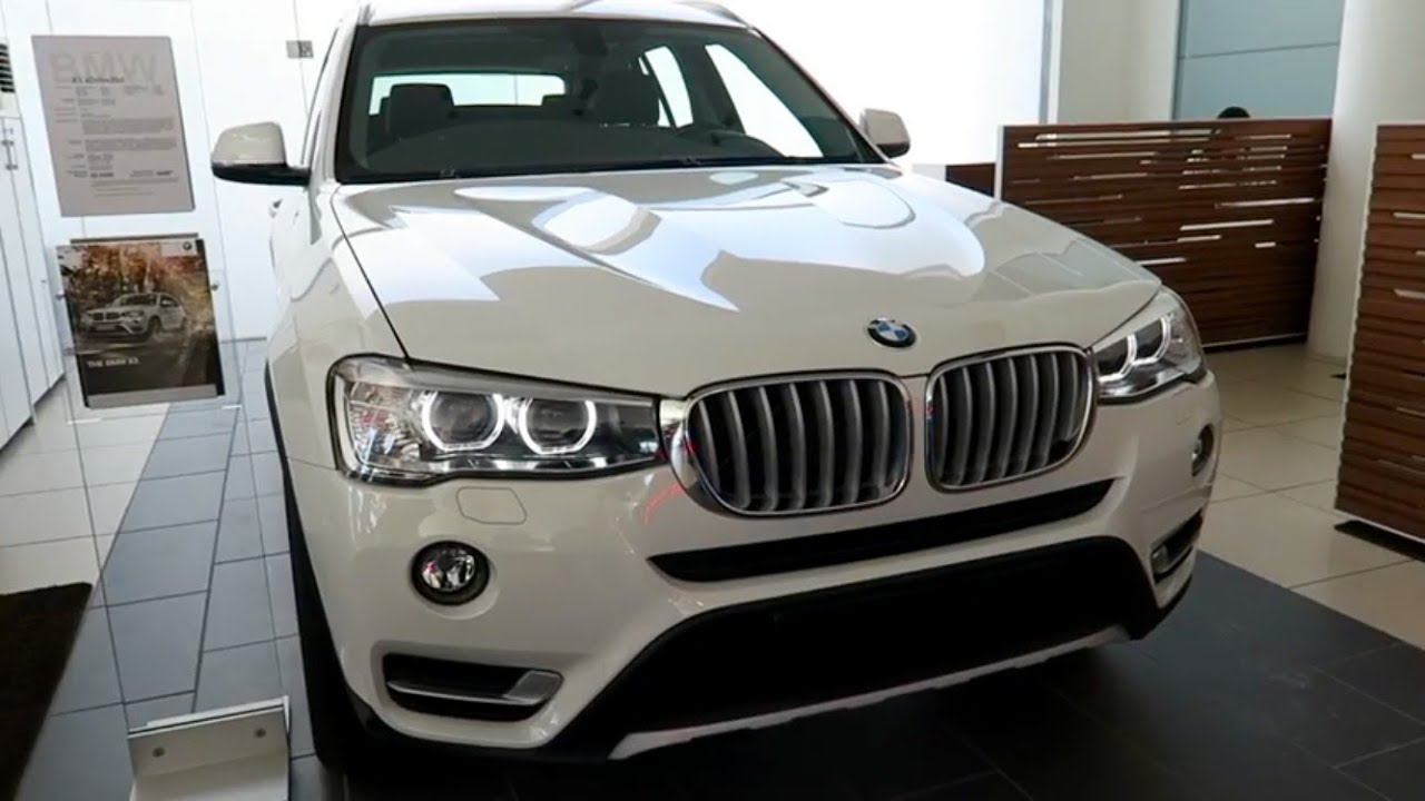 new 2017 bmw x3 exterior and interior youtube. Black Bedroom Furniture Sets. Home Design Ideas