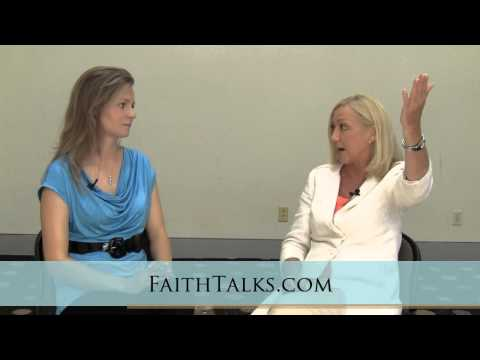 Interview with Nancy Alcorn from FaithTalks.com