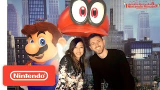 Nintendo Switch: Hands On!! – Nintendo Minute
