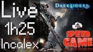 Speed Game: Live Darksiders en 1h25 !