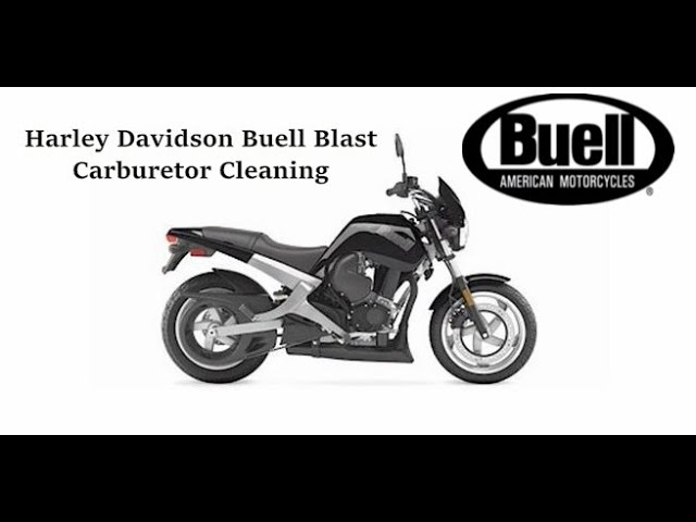 Harley Davidson Buell Blast no start issue carburetor