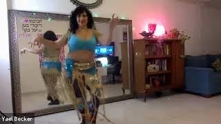 סדנת ריקודי בטן  ״עיגולים ודגשים״