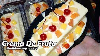 Crema de Fruta | Madiskarteng Nanay