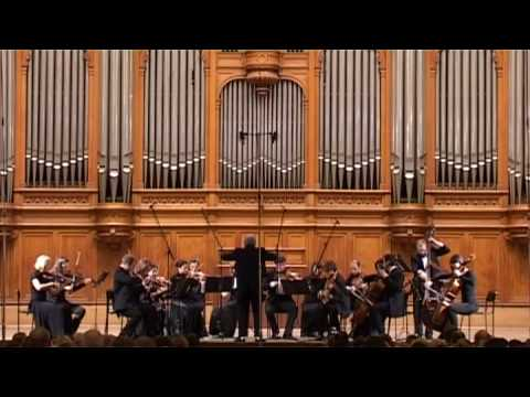 Debussy: Sinfonietta, 3rd movement / Rachlevsky • Chamber Orchestra Kremlin