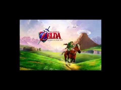 Ocarina of Time - Song of Time - 10 Hours
