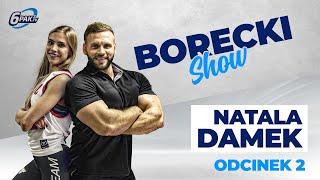 BORECKI SHOW: NATALA DAMEK   IFBB Bikini Fitness, Trec Challenge