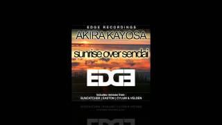 Akira Kayosa - Sunrise Over Sendai (Original)