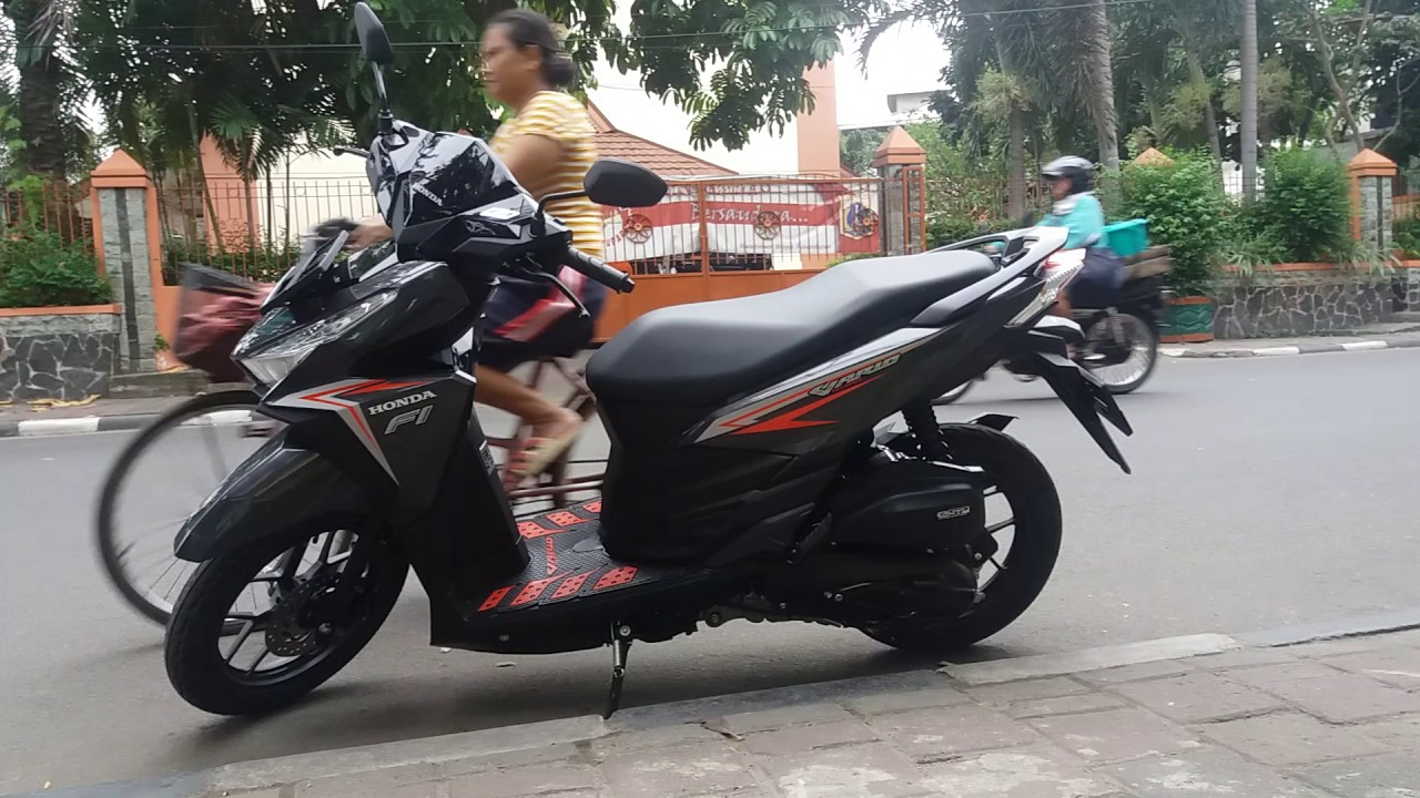 Modifikasi Vario 2017 Kumpulan Modifikasi Motor Vario