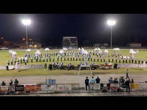 "Fleming Island High School Marching Band 2019 - ""Interbeing"""