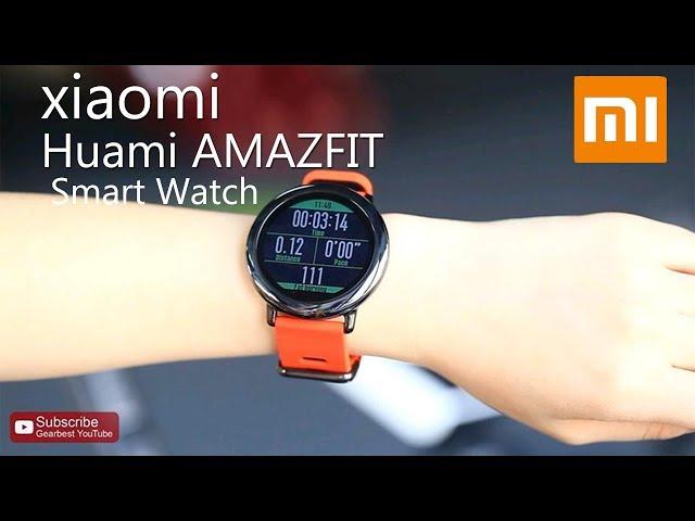 AMAZFIT Sports Bluetooth 4 0 Smart Watch ( Xiaomi Ecosystem Product )