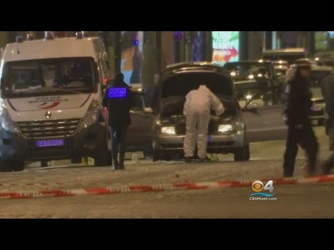 ISIS Claims Responsibility For Deadly Paris Attack
