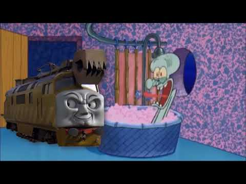 Diesel 10 Drops By Squidward's House