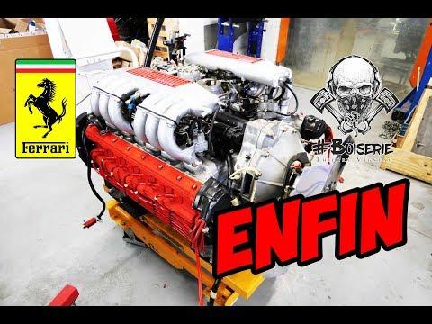 Ma Ferrari Testarossa est fini dans quelque jours STARFOULA !