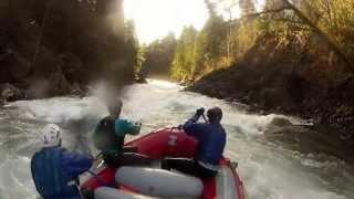 White Water Rafting - Washougal River