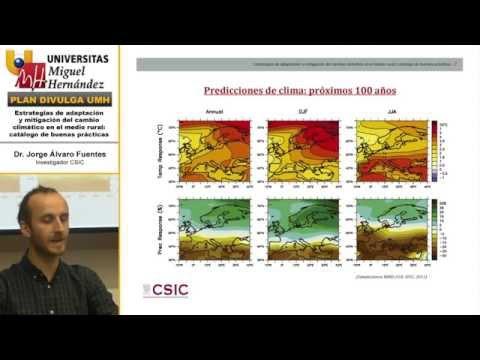 ESTRATEGIAS DE ADAPTACIÓN Y MITIGACIÓN DEL CAMBIO CLIMÁTICO EN EL MEDIO RURAL
