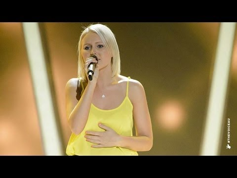 Tasha Amoroso Sings Ho Hey | The Voice Australia 2014