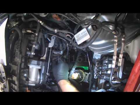 Audi B7: 2.0T BWT Oil Filter Housing & Oil Cooler seals (Part 2)