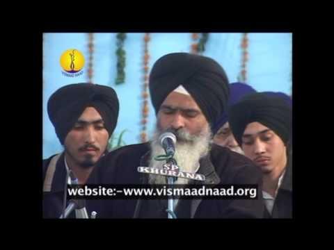 Jawaddi Taksal : Adutti Gurmat Sangeet Samellan 2010 : Raag Malhar : Prof Surjeet Singh Amritsar