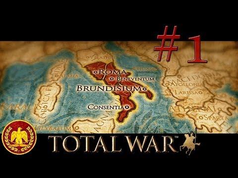 Total War: Rome II   ►Roma #1 (Legendario)   Un Comienzo Intenso