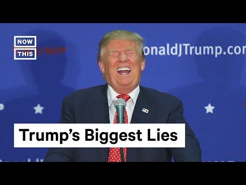 The Biggest Lies of Trump's Presidency