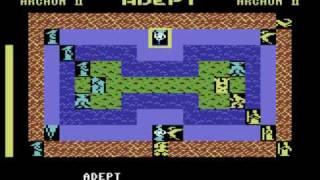 C64 Longplay - Archon 2 (HQ)