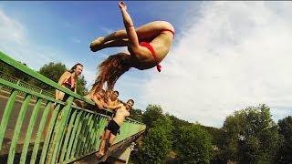 Summer with friends 2013. Pt 1. Воспоминания за лето)