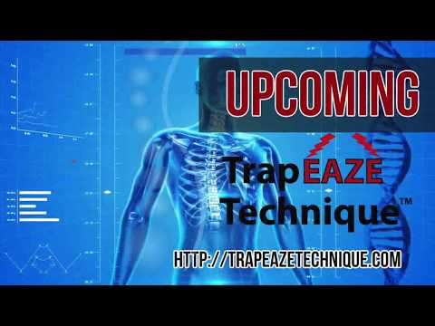 Trapeaze Technique Stops Upper Back Pain - Become A Trapeaze Practitioner