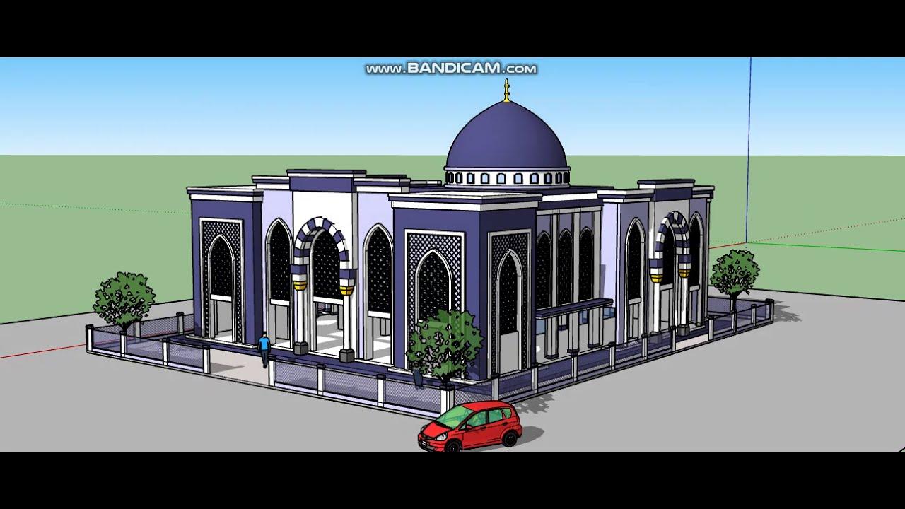 Masjid Ungu Youtube