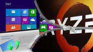Update Sperre aufheben! Ryzen, Kabylake für Windows 8.1 / Windows 7 (Deutsch/HD)