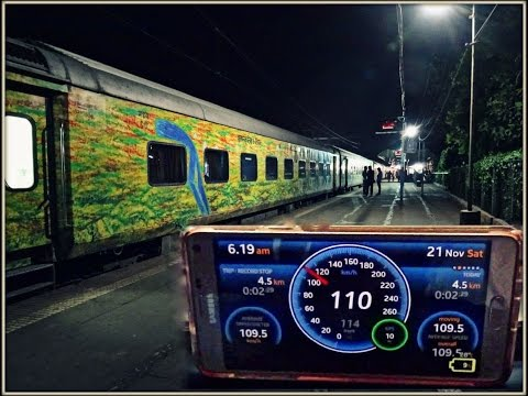 ON-BOARD CSTM NAGPUR DURONTO ! FULL JOURNEY COMPILATION
