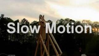 Diy Trebuchet With A Few Improvements