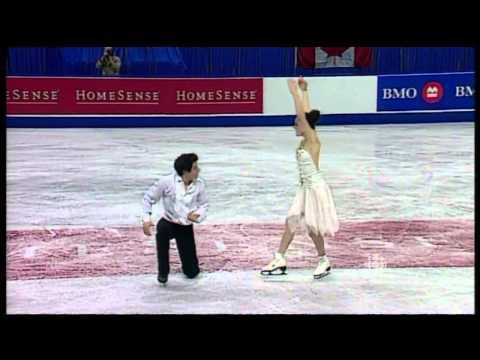 Virtue & Moir - 2009 Skate Canada FD - Symphony No. 5 by Mahler