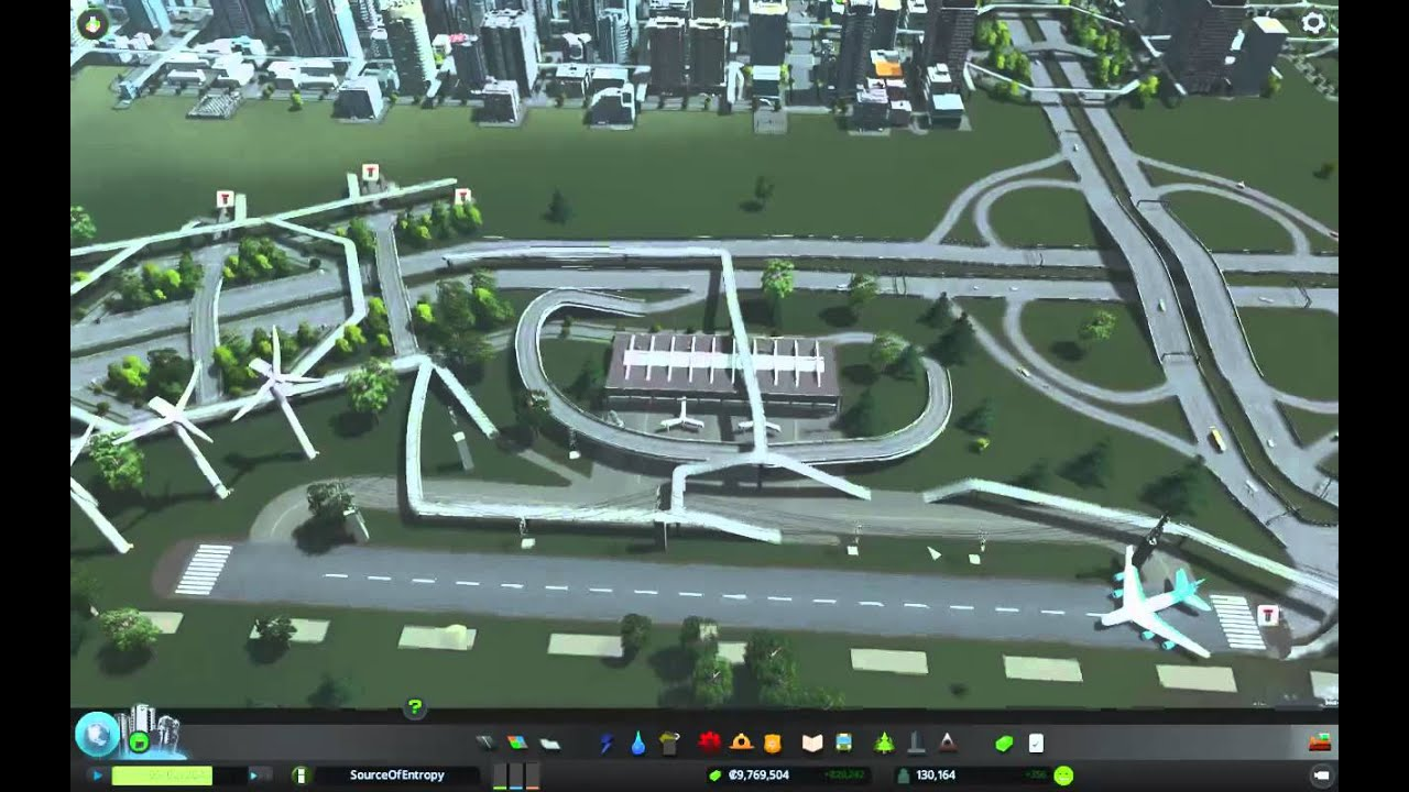 Cities Skylines More Buildings