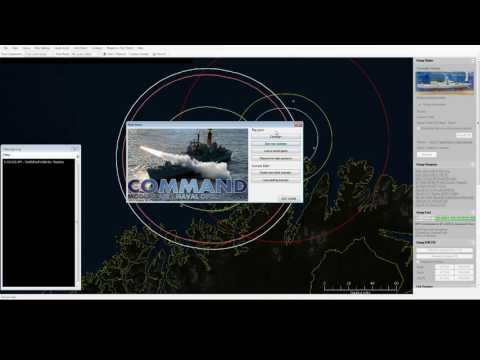 gRaider Live Streams Command: Modern Air/Naval Operation